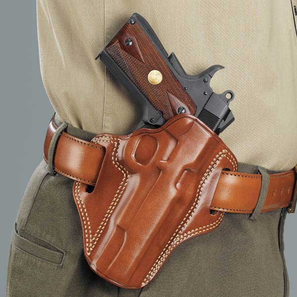 Galco Glock 17, 22 Combat Master Belt Holster Right Hand Tan at Sears.com