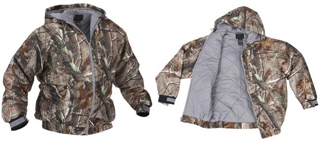 ArcticShield Quiet Tech Hooded Jacket Moi Xxl at Sears.com